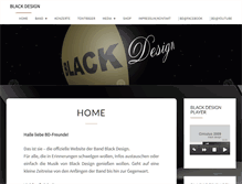 Tablet Preview of blackdesign.info